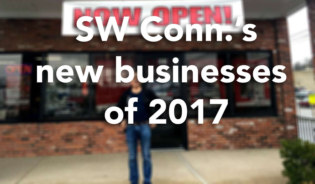 Click through to see new businesses that opened (or are planning to be open soon) in southwestern Connecticut in 2017 >>