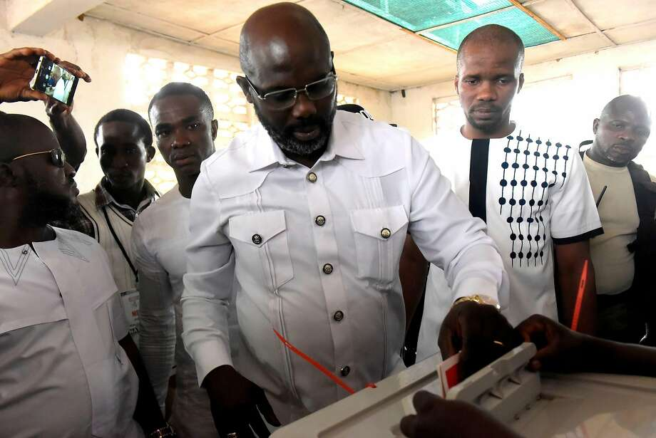 Congratulations as George Weah Reportedly Elected President of Liberia