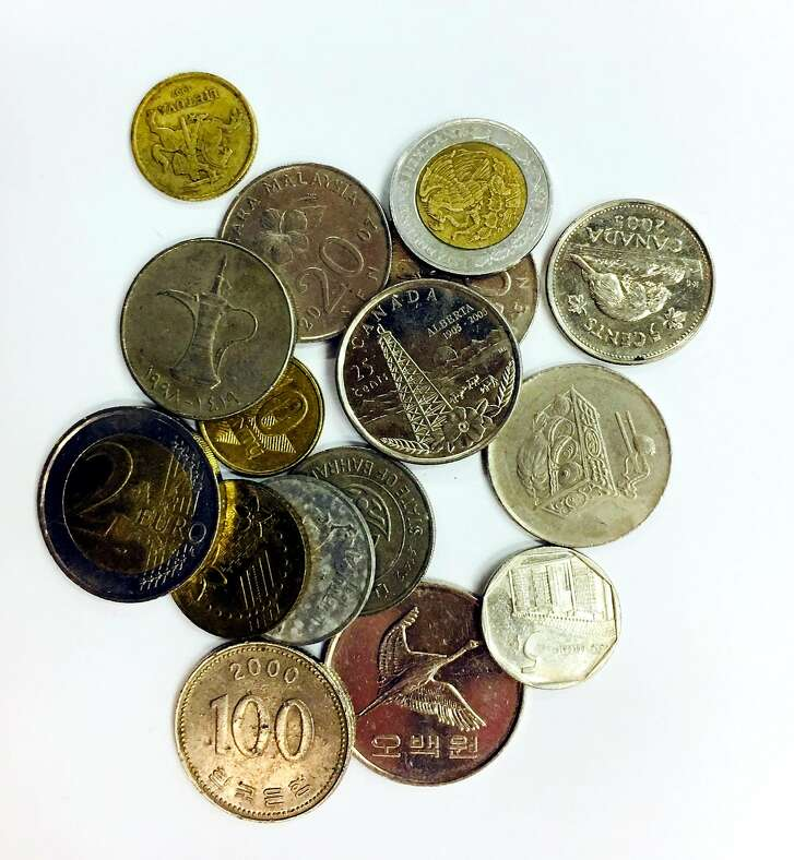 Coins and bills from other countries can be a great method for sparking a child's curiosity about those foreign lands.