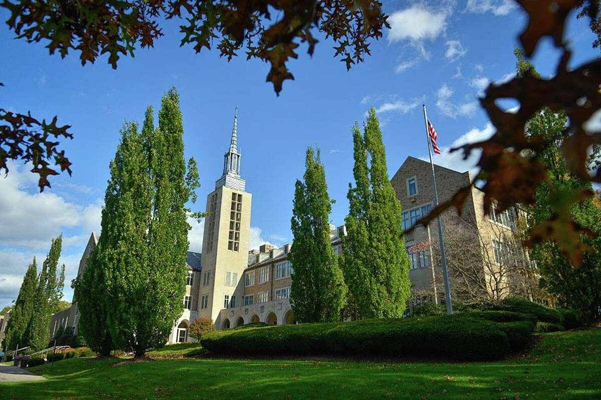 50. St. John Fisher College. Rochester