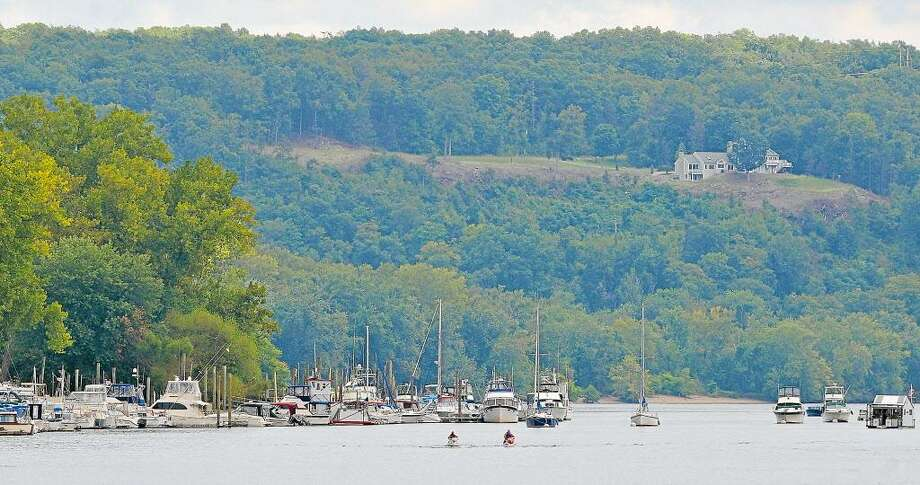 The Connecticut River, Portland Photo: File Photo / TheMiddletownPress
