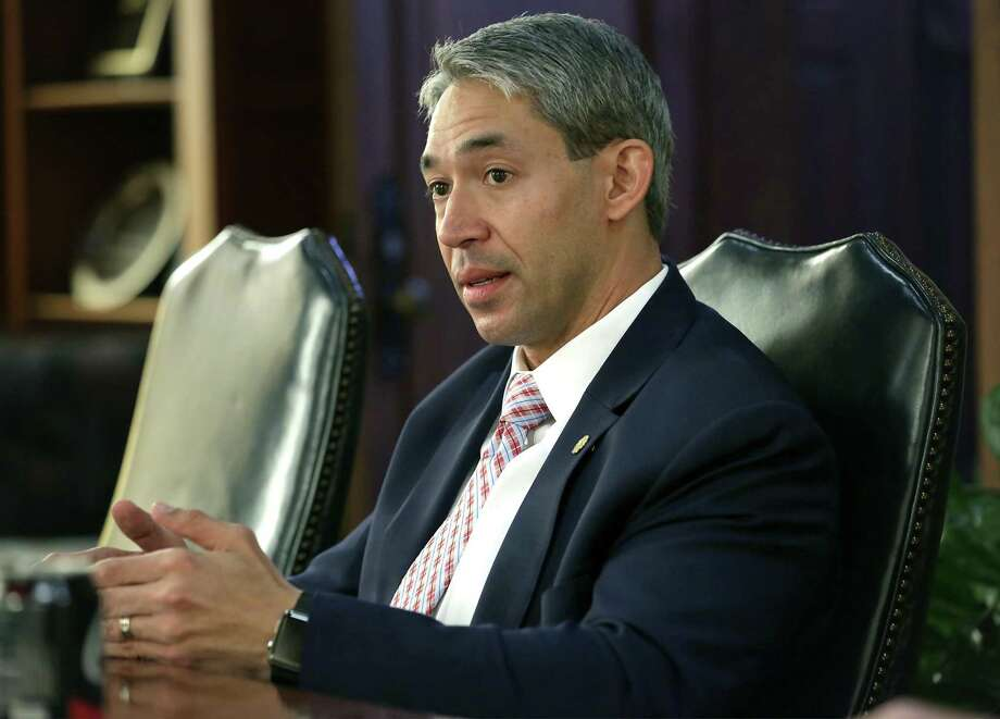 Mayor Ron Nirenberg called for significant ethics reform and strengthened policies with the city's nonprofit partners to ensure that tax dollars aren't stolen or misused. Photo: Bob Owen /San Antonio Express-News / ©2017 San Antonio Express-News