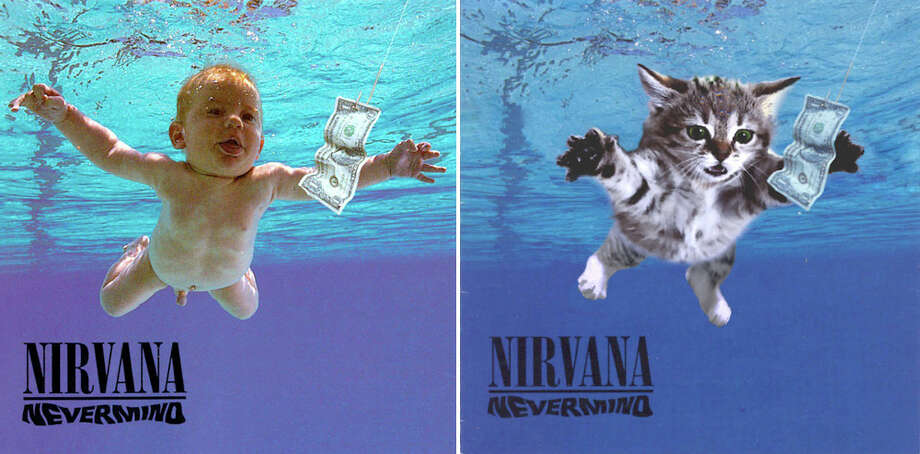 "Nirvana - ""Nevermind"" Photo: Courtesy Images"