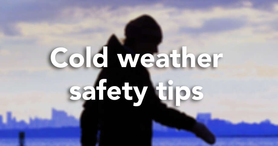 Click through for cold weather safety tips as provided by the city of Norwalk's Office of Emergency Management. Photo: Bob Luckey Jr./Hearst Connecticut Media