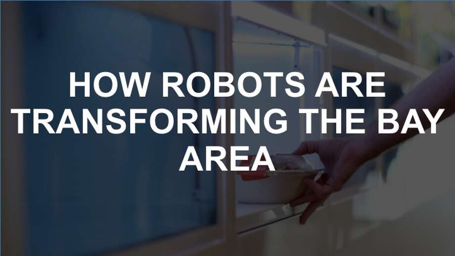 Check out the slideshow for a closer look into how—and where—robots are transforming the culture of the Bay Area.