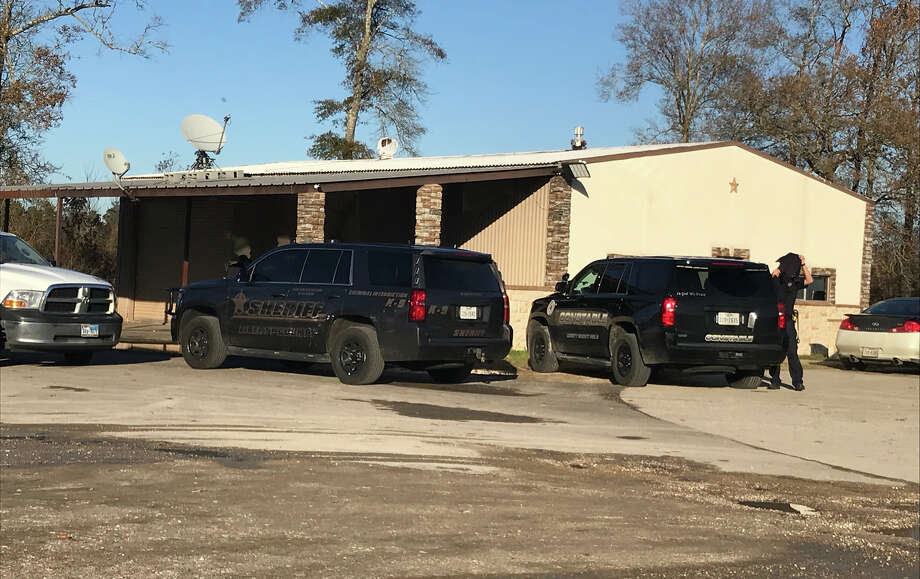 Liberty County law enforcement agencies raided a game room in Tarkington suspected of illegal gambling on Dec. 21. Photo: Submitted