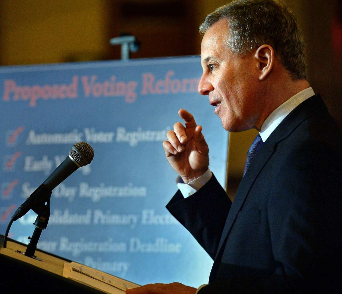 Attorney General Eric Schneiderman faces election in 2018.
