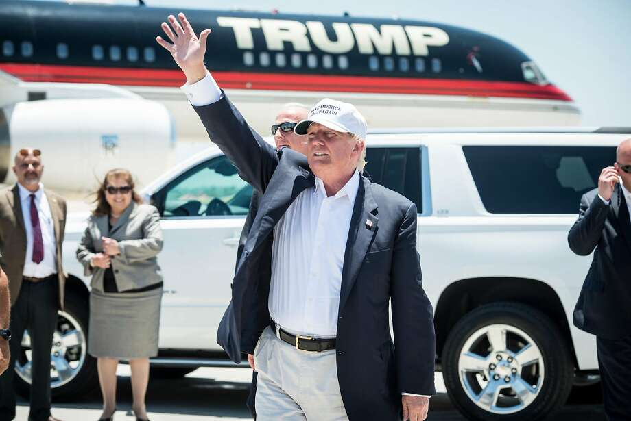 Republican presidential candidate Donald Trump stirred controversy after calling Mexican immigrants rapists. Photo: Matthew Busch, Getty Images