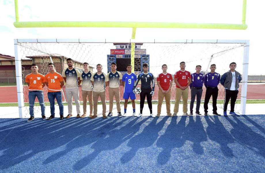 Laredo sent seven of its eight teams into the postseason last year including a UISD sweep in District 29-6A while United and St. Augustine both won district titles. Photo: Danny Zaragoza / Laredo Morning Times / Laredo Morning Times