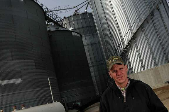 """The """"rhetoric coming from"""" the White House has a lot of people in the state's agricultural sector """"nervous,"""" Northfield, Minn., hog and corn farmer Bruce Peterson says."""