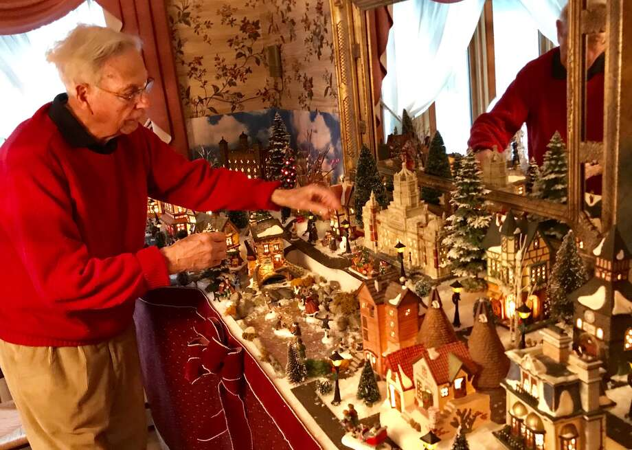 Christmas Villages.A Christmas Village Grows In Selkirk Home Times Union