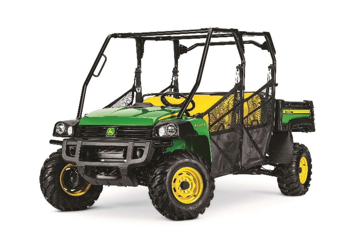 Product Name: John Deere Crossover Gator™ utility vehicles Safety Concerns:The steering shaft can separate from the steering rack assembly and result in a loss of vehicle steering control, posing a crash hazard. Recall Date:December 21, 2017 Source:CPSC