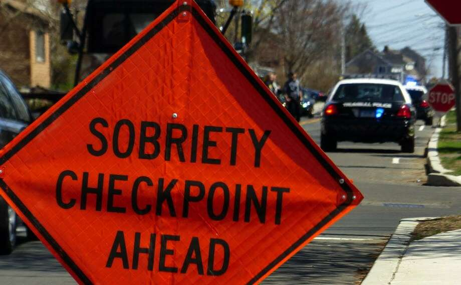 Connecticut State Police troopers will be out on the roads this weekend looking for drunk drivers. Photo: File Photo / Connecticut Post