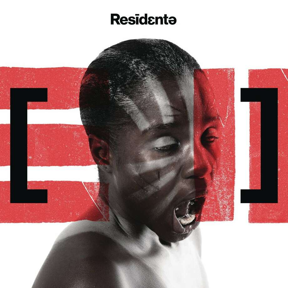 """Residente"" by Residente Photo: Album Cover"