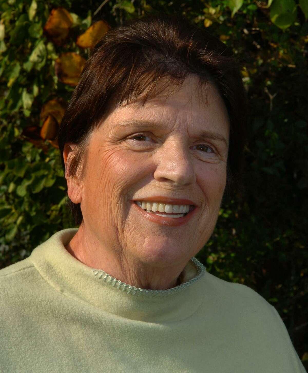 WCBS Reporter Fran Schneidau, Nov. 2006.