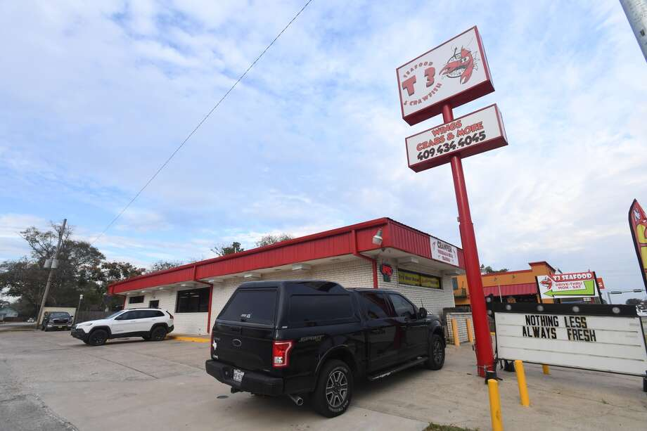 T3 Seafood and Crawfish in Beaumont. Guiseppe Barranco/The Enterprise