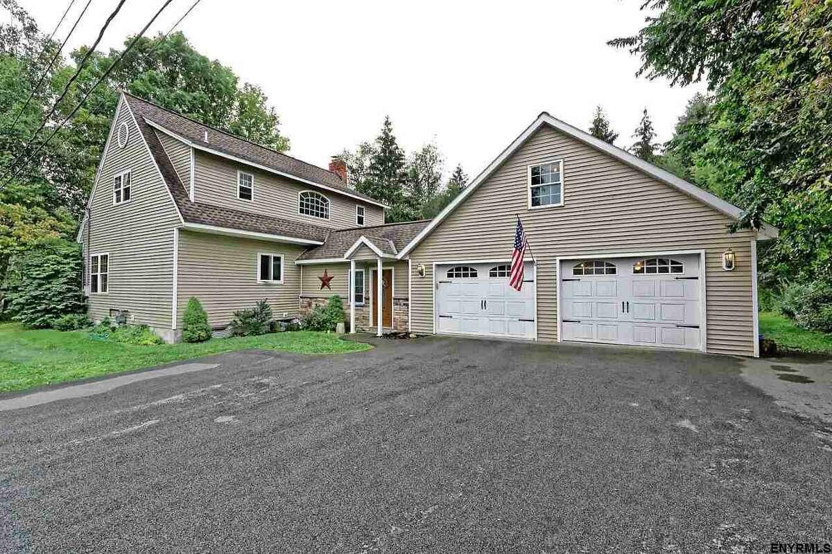 $299,500. 3 Longview Ave., Sand Lake, NY 12196. View listing.