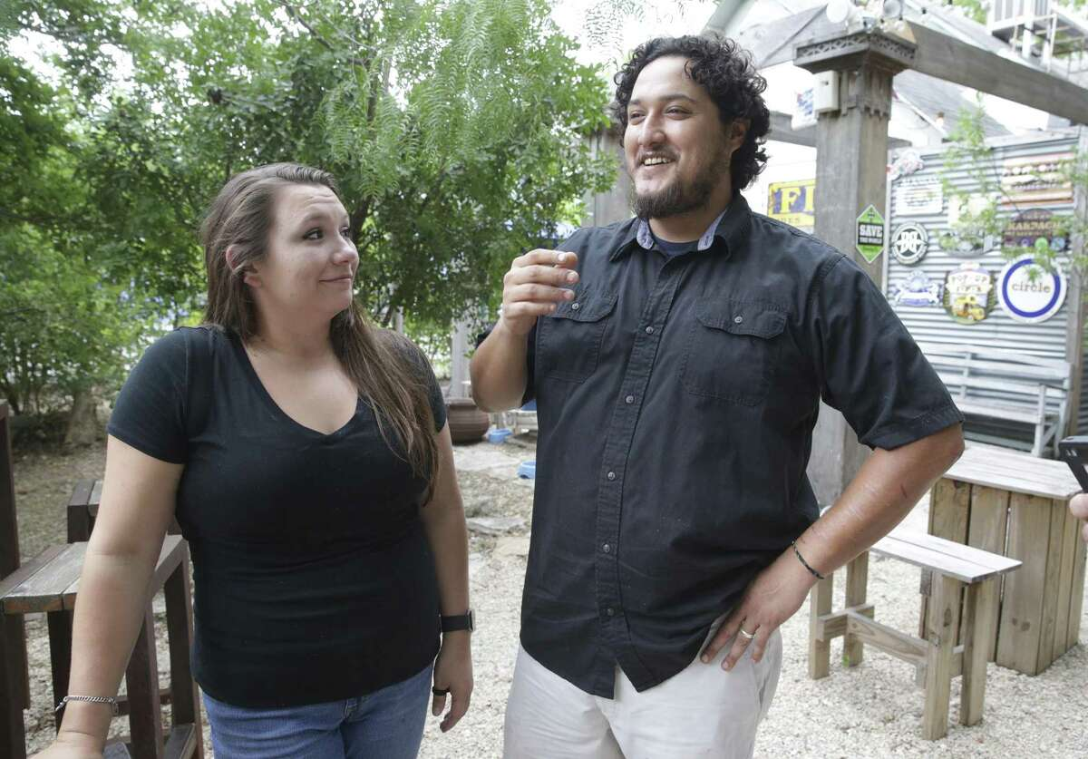 Emilio Soliz and Christi Soliz announced Wednesday that they were closing their Kings Hwy Brew and Q restaurant on Sept. 29, and will be joining owner B.R. Anderson at his B-Daddy's BBQ restaurant in Old Town Helotes.