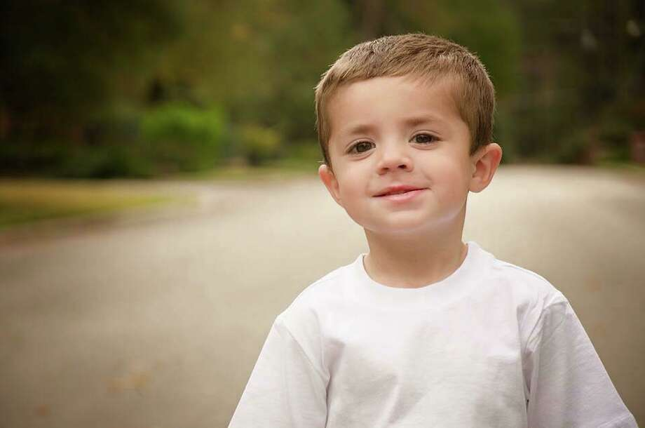 Kade Contreras, 4, of Cleveland, was critically injured on Christmas Eve when a treehouse fell on him. Photo: Facebook