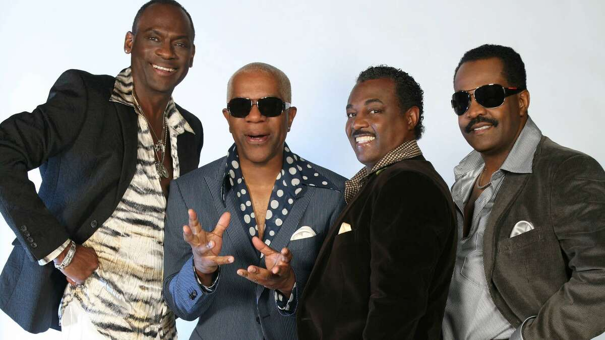 Kool & The Gang are coming to Waterbury in January.
