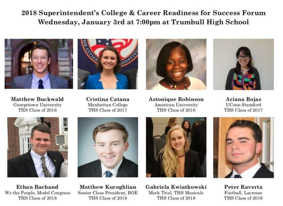 2018 Superintendent's College & Career Readiness for Success Forum Photo: Contributed