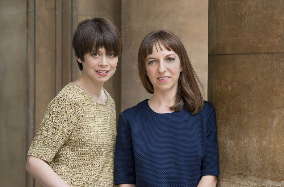 Emily Midorikawa and Emma Claire Sweeney Photo: Rosalind Hobley