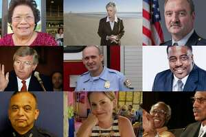 On this list of the Houstonians and Texans who died in 2017, the people are united by one thing: a sense of passion.