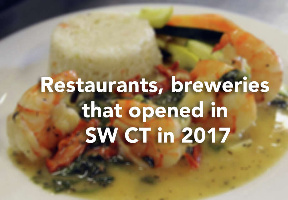 Click through to see the restaurants and breweries that opened in southwestern Connecticut in 2017. Photo: Carol Kaliff/Hearst Connecticut Media