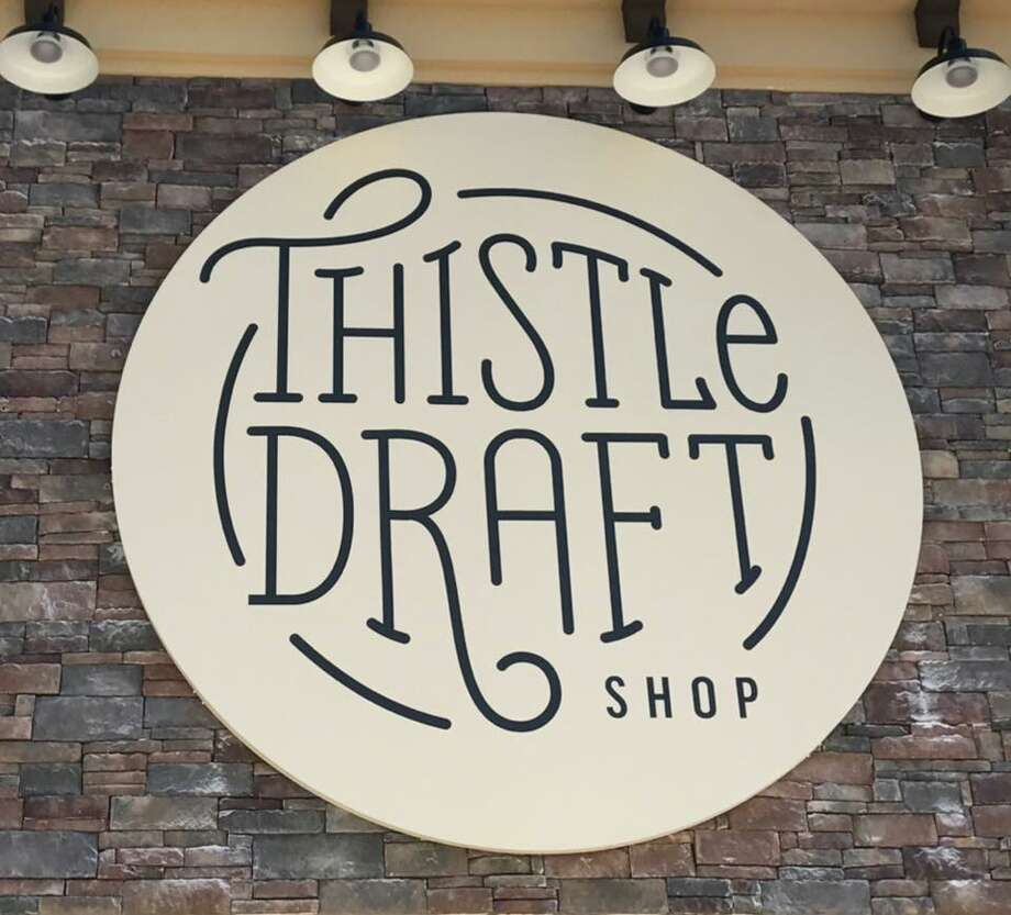 Thistle Draftshop has opened at 5210 FM 2920 in Spring.