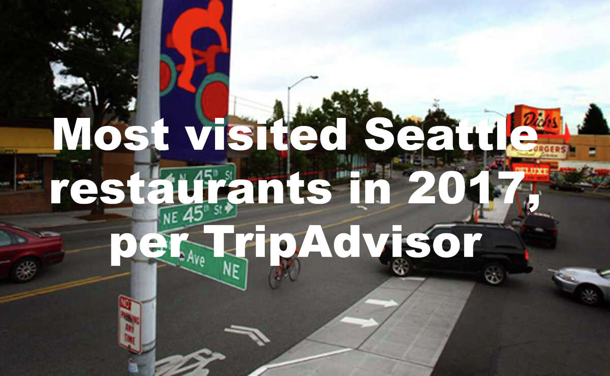 Where did Seattle travelers and locals frequent the most in 2017? Here's what TripAdvisor's massive mobile location database said.