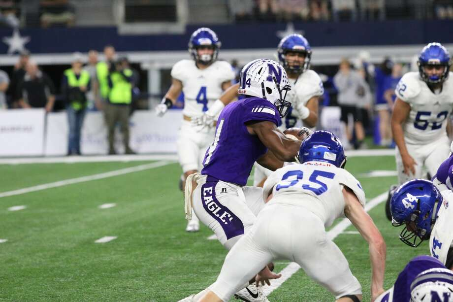 The Newton Eagles took home the win against Gunter to become state champs! We were there to capture all the action! Photo: Photos By Jason Dunn