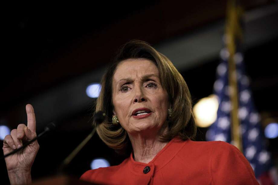 """When critics such as House Minority Leader Nancy Pelosi characterize the tax bill has """"armageddon"""" — her actual word — they commit serious tactical error with such hyperbole and play into President Trump's hands. Photo: Aaron P. Bernstein /Bloomberg / © 2017 Bloomberg Finance LP"""