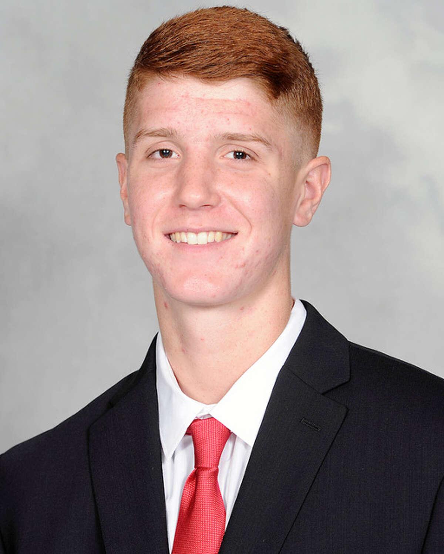Shenendehowa graduate Kevin Huerter of the Maryland basketball team. (Courtesy of Maryland Athletics)