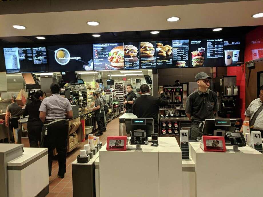 McDonald's Riverside reopens - GreenwichTime