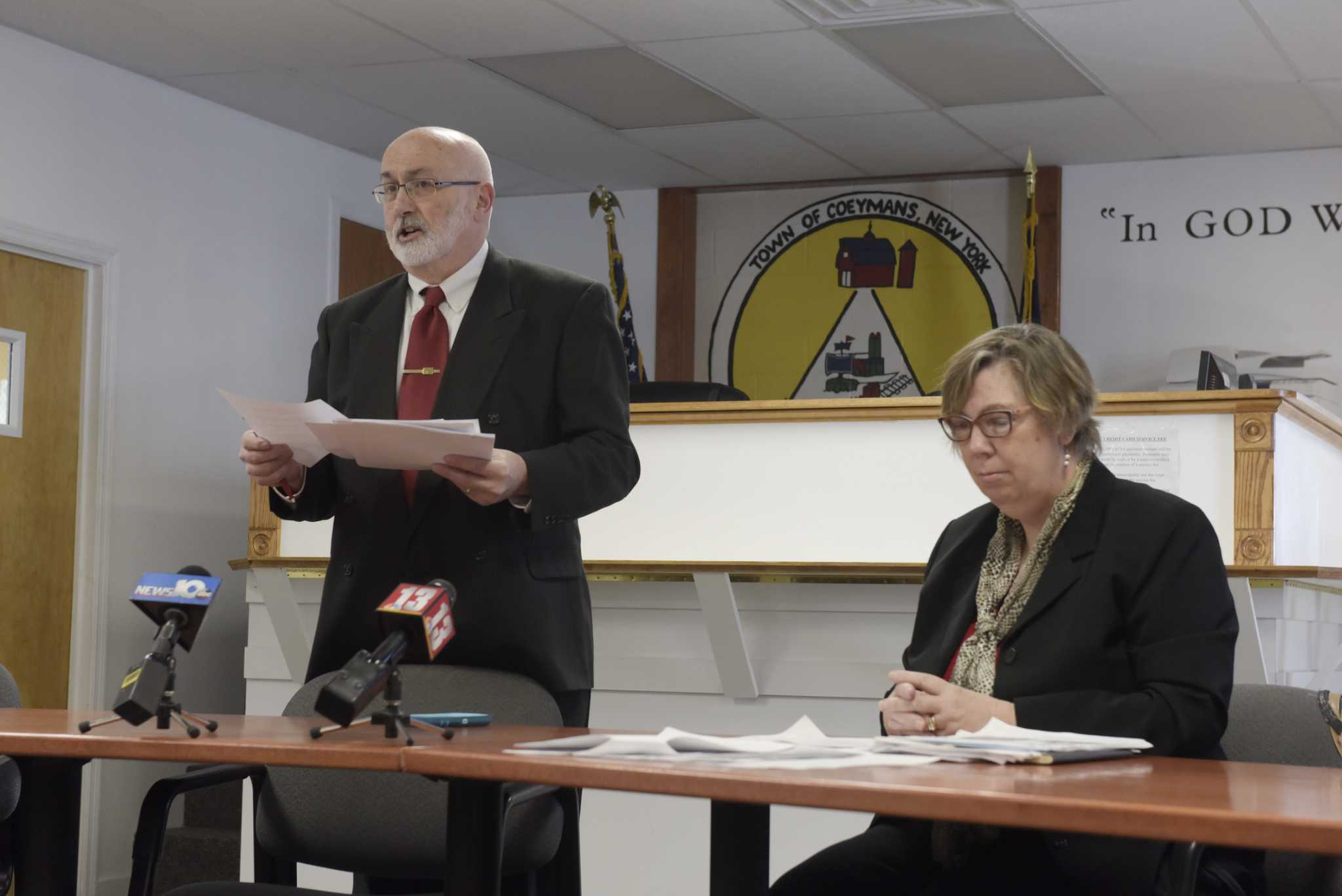 Dems try to protect Clean Air Law in Coeymans