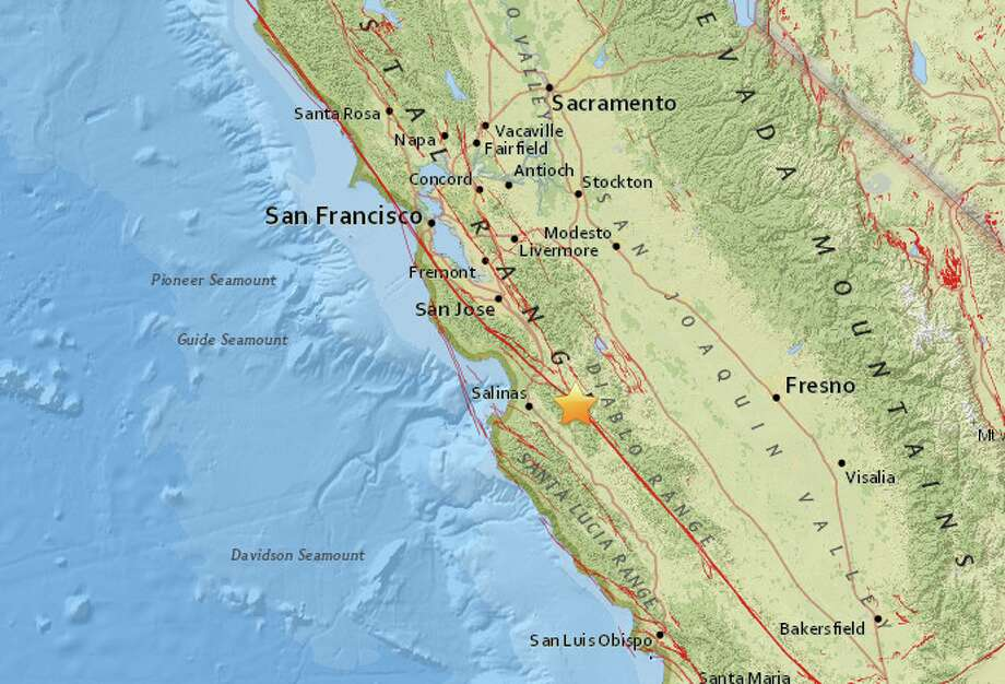 Magnitude 4.0 Earthquake Rattles San Jose