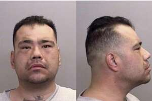 Sammuel Paul Galindo was arrested in Ukiah on Christmas Eve, police said.