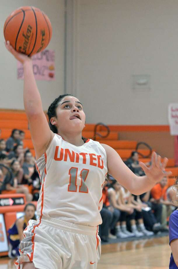 Olivia Campero and United are attempting to defend their title at the McAllen Memorial House of Pain Tournament starting Thursday. Photo: Cuate Santos / Laredo Morning Times File / Laredo Morning Times