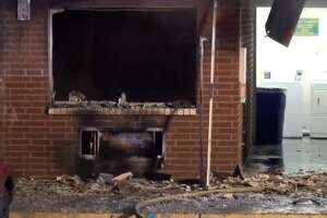 A fire broke out early Dec. 28 at the Garden Suites Hotel in northwest Houston.