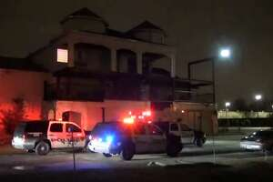 A man was shot late Dec. 27 after three masked men entered a southeast Houston home and stole cash and other items, police said.