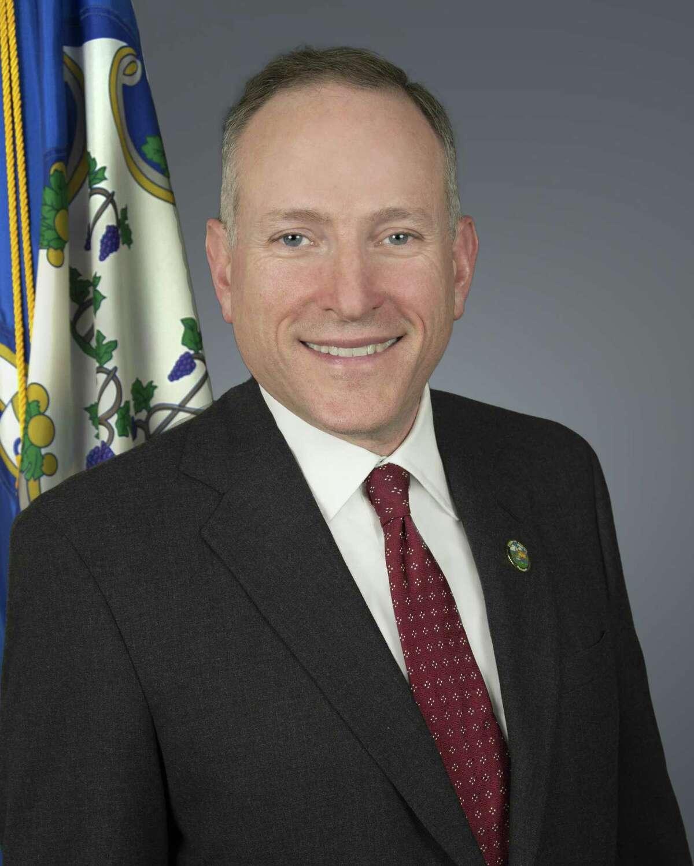 Darien Board of Finance Chairman Jon Zagrodzky.