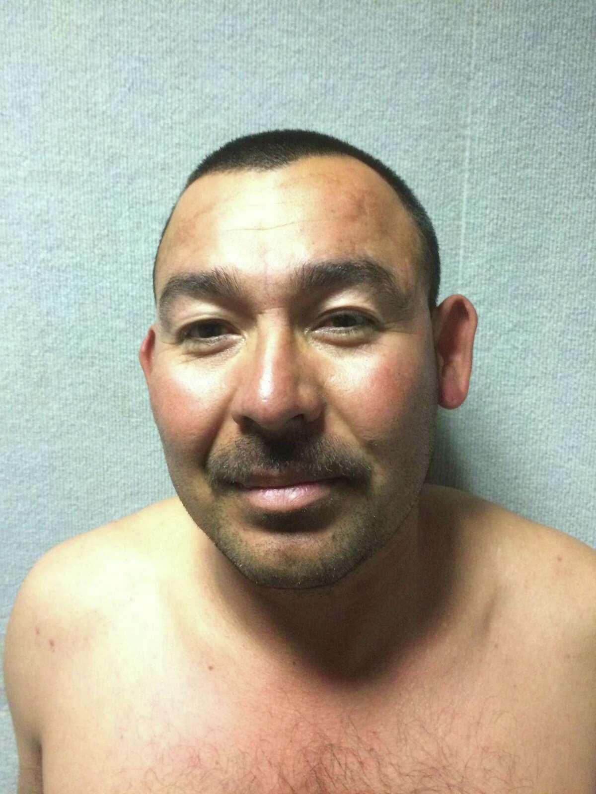 Eulalio Miniz Orozco, 39, was arrested on suspicion of attempted murder.