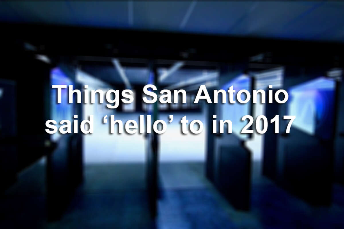 The Alamo City welcomed dozens of new restaurants, attractions and even zoo animals in 2017.