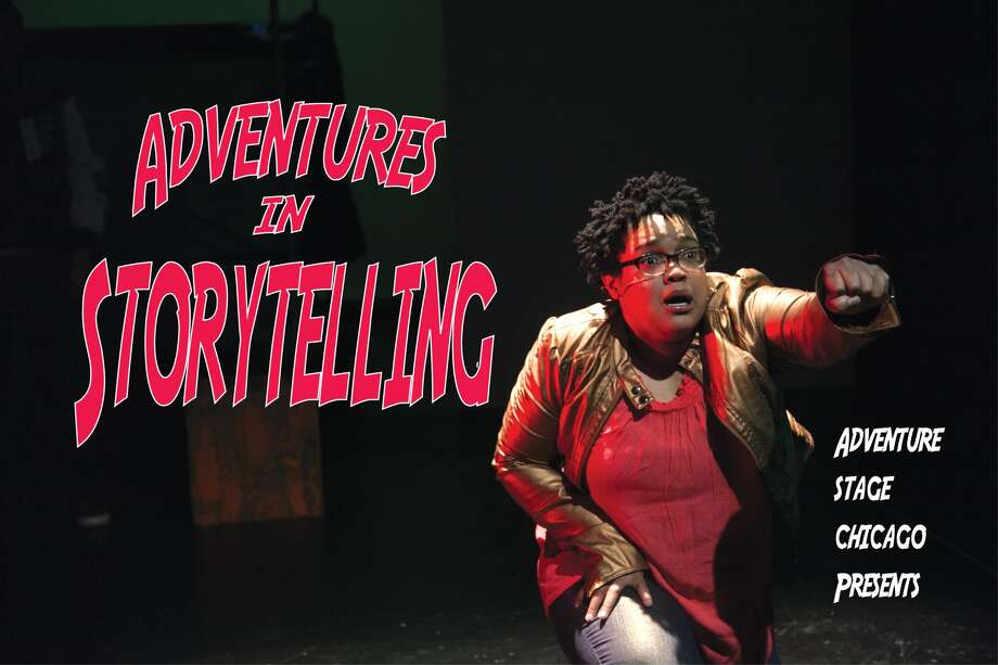 Artwork for the Adventures in Storytelling Festival planned in Chicago. Photo: For The Edge