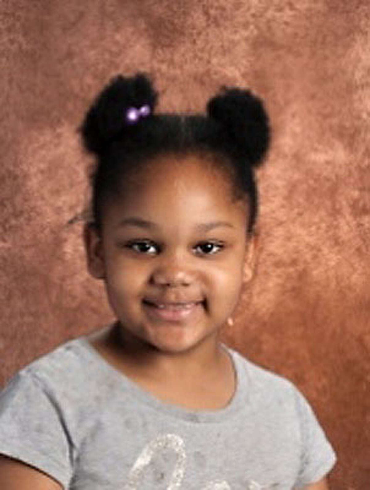 Shanise Myers, 5, was a victim in the 158 Second Avenue homicide in Troy.