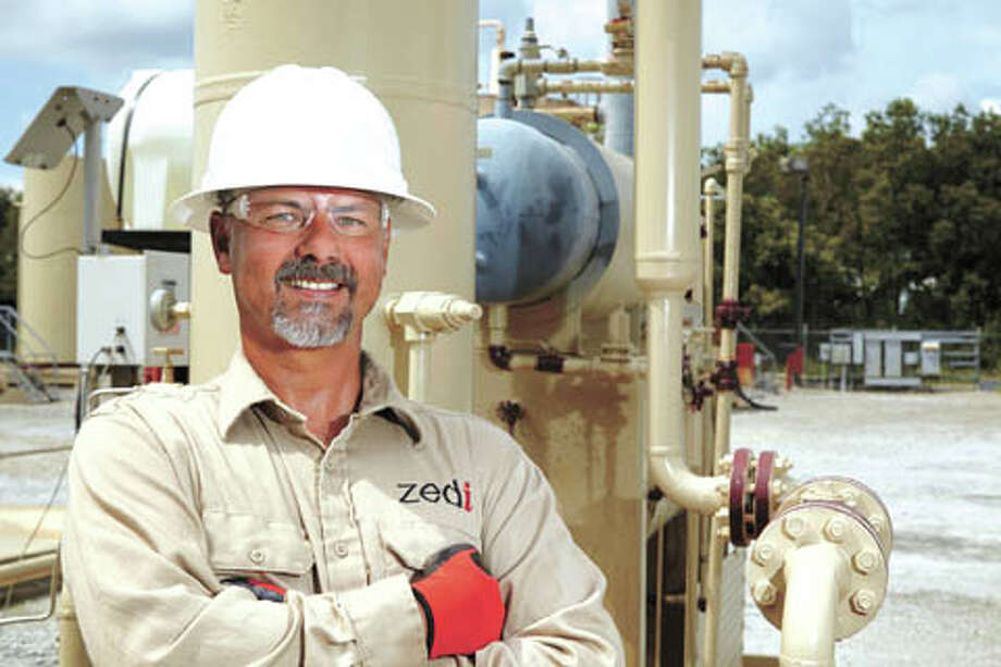 Zedi's cloud-based SCADA system puts all your data securely online for  access by authorized personnel any time, any where. They also take on  all the system's IT and OT concerns. Call Zedi's Midland office today at  432-242-3041. Photo: Courtesy