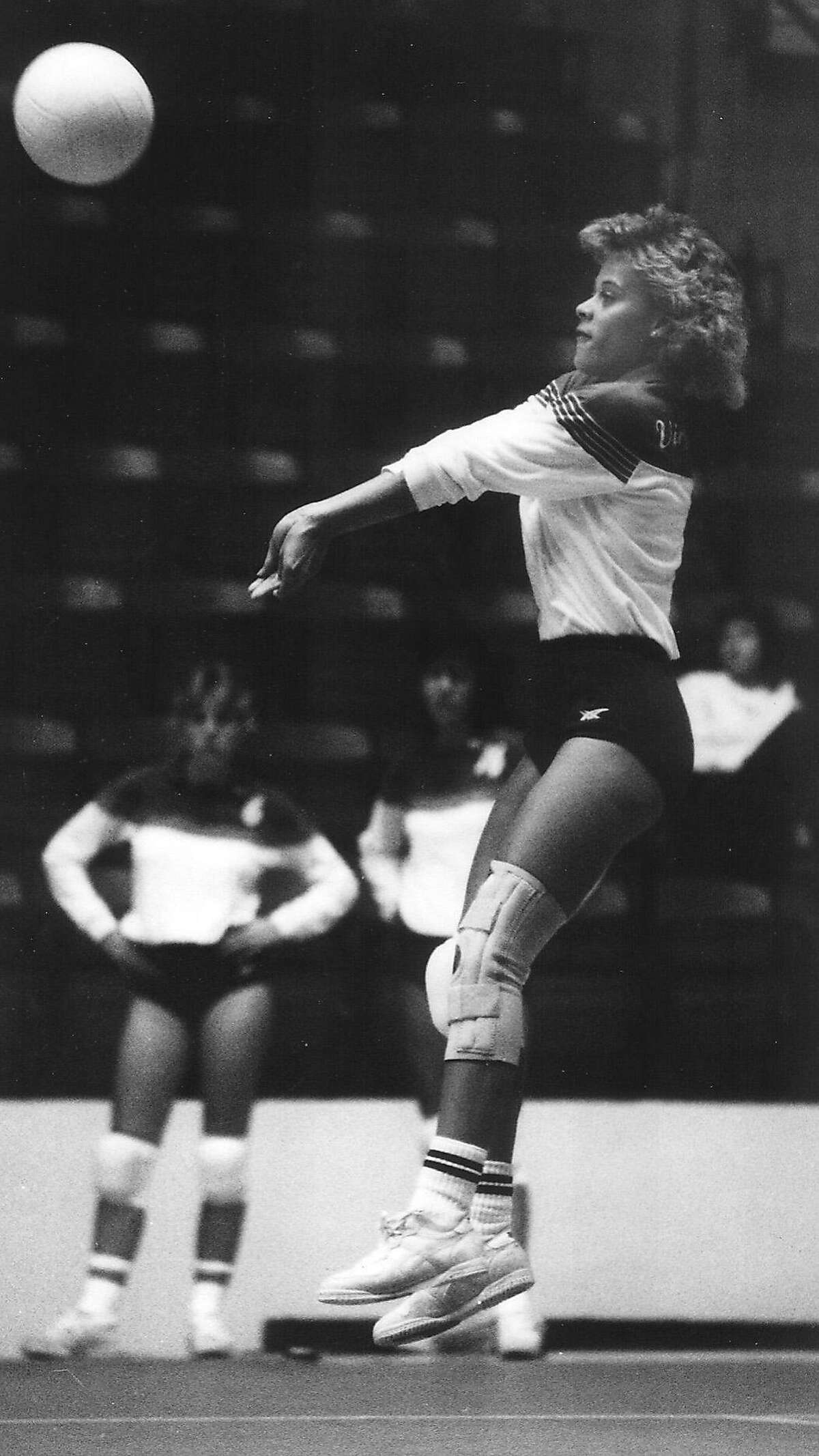 Sonya Curry (formerly Sonya Adams) who is Steph Curry's mother attended Virginia Tech University from 1984-1987 where she played volleyball.