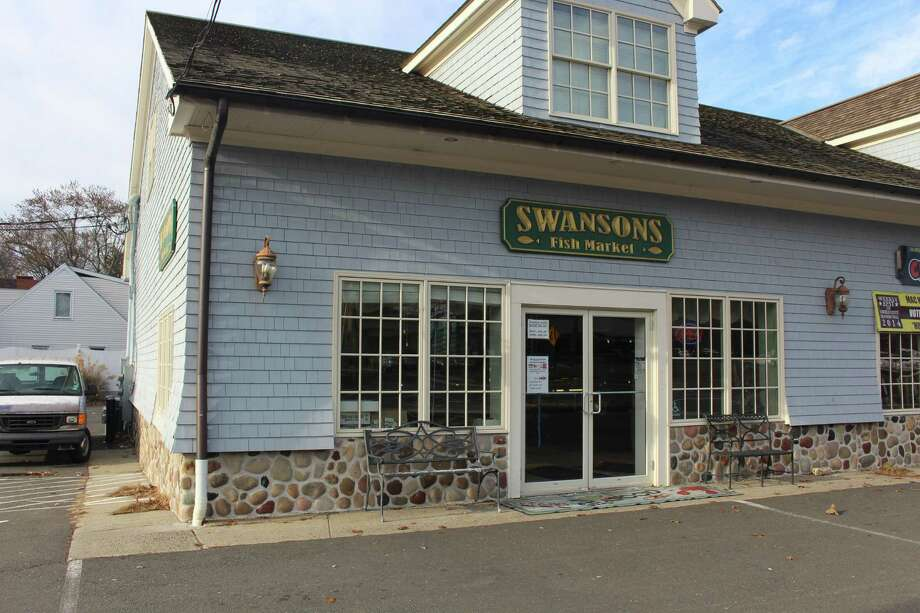 After 45 years in business in Fairfield, Swanson's Fish Market will be shutting its doors for good on New Year's Eve. Photo: Jordan Grice / Hearst Connecticut Media / Connecticut Post