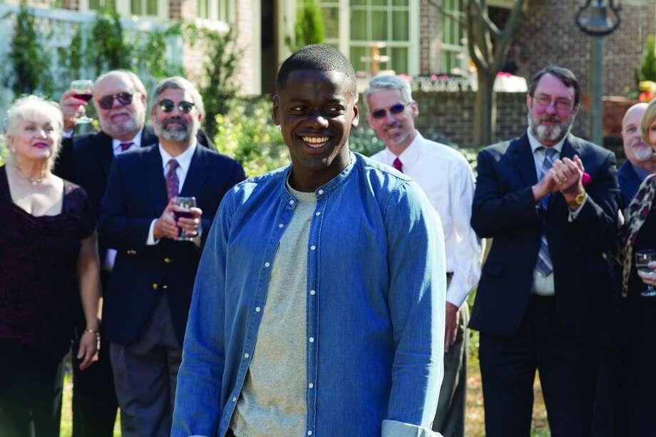 Daniel Kaluuya stars in 'Get Out' Photo: Justin Lubin