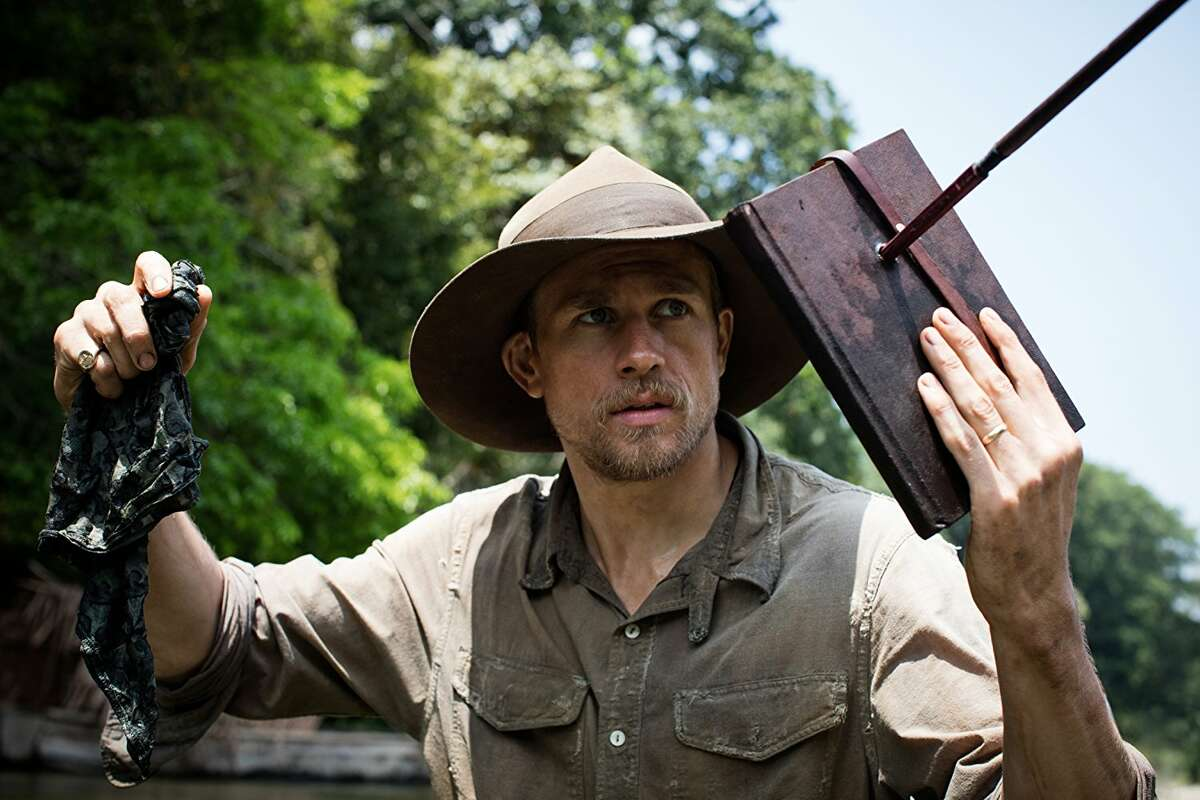 Charlie Hunnam stars in 'The Lost City of Z'